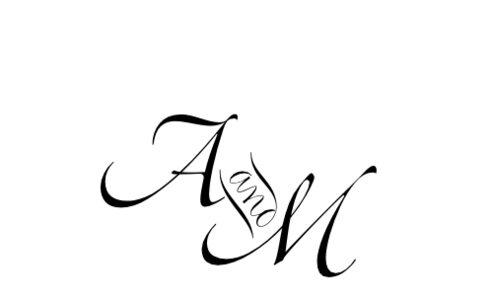 Monogram: Zapfino Monogram 01
