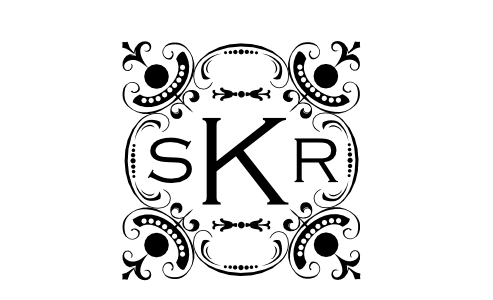 Monogram: Copperplate