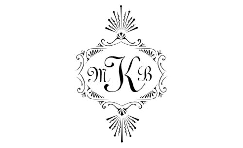 Monogram: Typo Upright