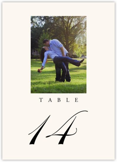 Engagement Photography 02 Photo Wedding Table Numbers