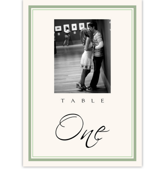 Engagement Photography 01 Photo Wedding Table Numbers
