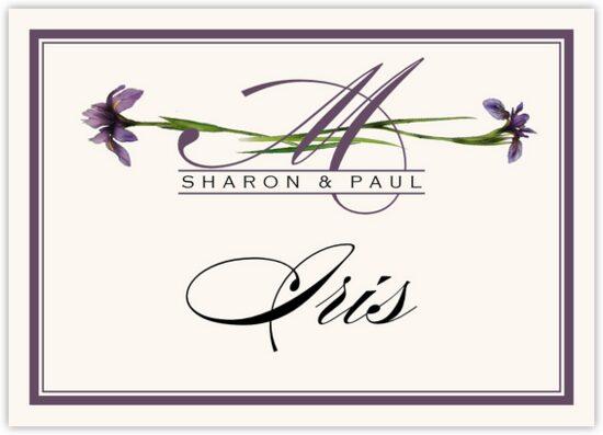 Wispy Iris