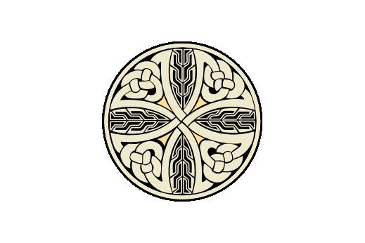 Cultural Illustrations Celtic Cross 07 Artwork