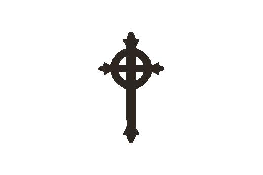 Cultural Illustrations Celtic High Cross 04 Artwork