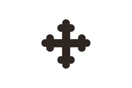 Cultural Illustrations Coptic Cross 01 Artwork