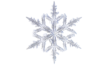 Winter and Holiday Snowflake 03 Artwork