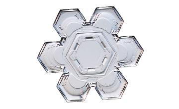Winter and Holiday Snowflake 14 Artwork