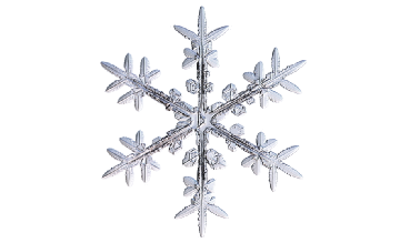 Winter and Holiday Snowflake 18 Artwork