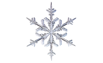 Winter and Holiday Snowflake 21 Artwork