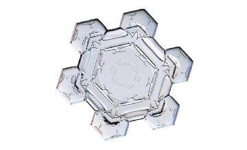 Winter and Holiday Snowflake 22 Artwork