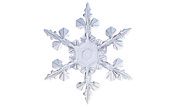 Winter and Holiday Snowflake 23 Artwork