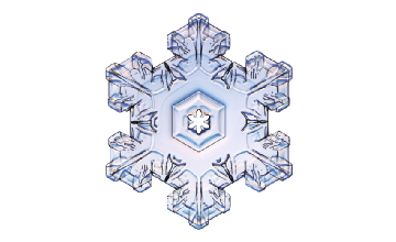 Winter and Holiday Snowflake 24 Artwork