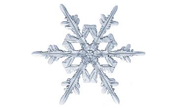 Winter and Holiday Snowflake 26 Artwork