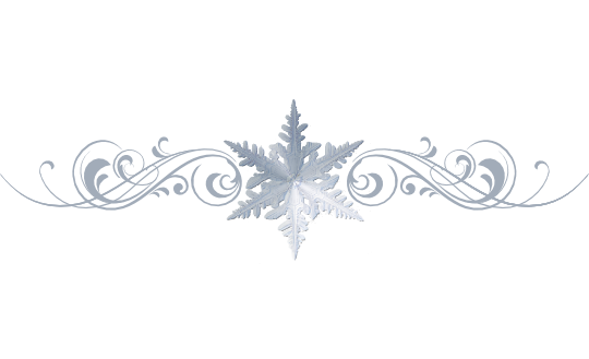 Winter and Holiday Snowflake Pattern 05 Artwork