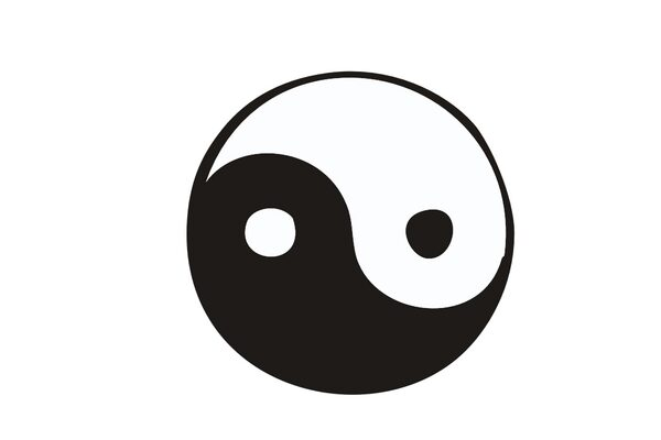 Cultural Illustrations Taoism - Yin Yang Artwork